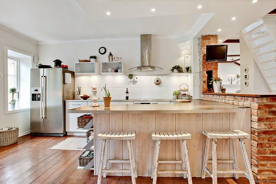Cucine Stile Inglese Bianche. Trendy Tende Per Cucina ...