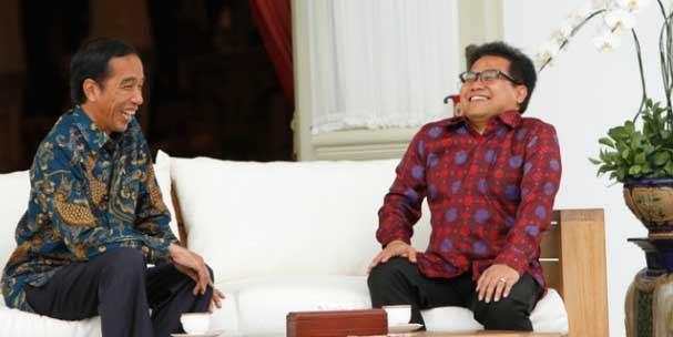 PKB Siap Perjuangkan Jokowi-Cak Imin Capres-Cawapres di 2019
