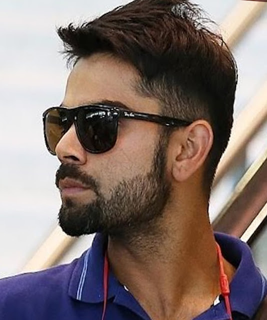 Hairstyles Photos : Top 6 Hairstyle Inspired by Virat Kohli 2016 Hairstyles Spot
