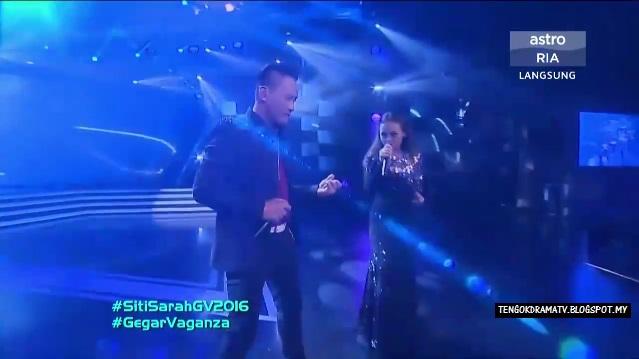 Gegar Vaganza 3 Minggu 4 – Siti Sarah ft. Rahmat