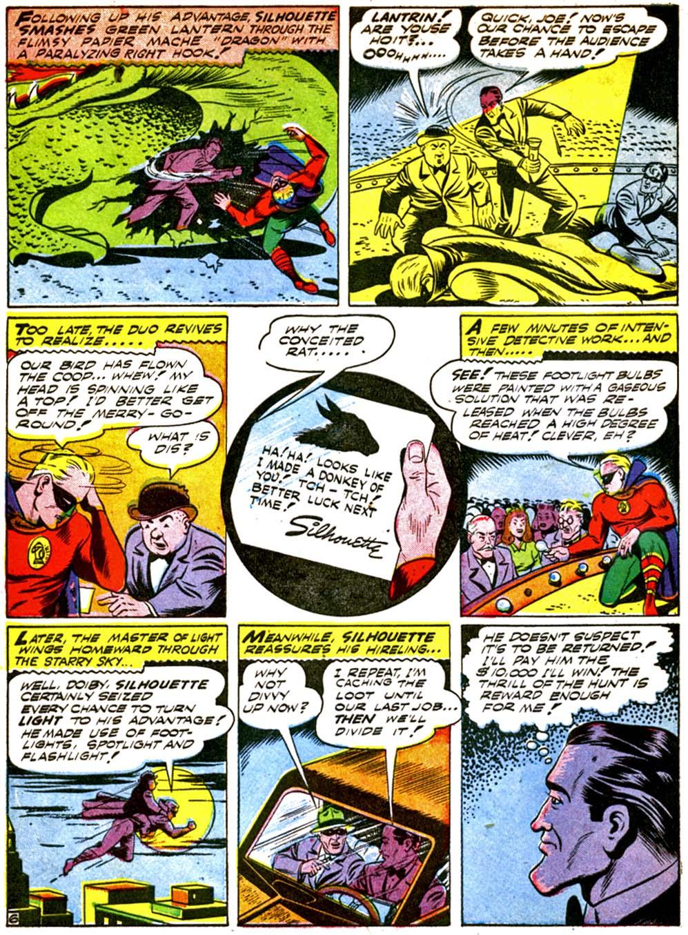 Read online All-American Comics (1939) comic -  Issue #52 - 8