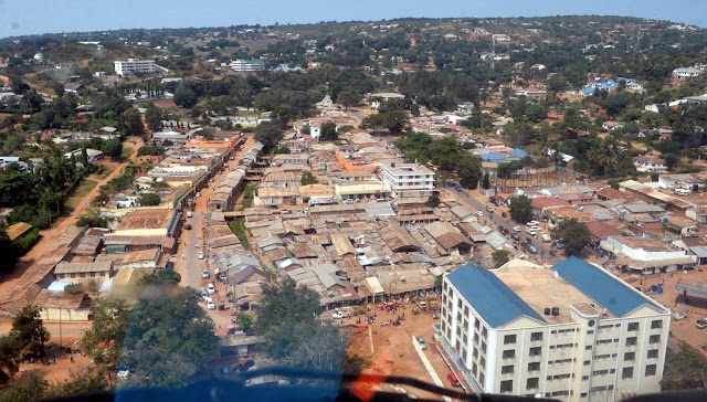 Makamu wa Raisi Samia Hassan Suluhu Mgeni Rasmi Kongamano la Kimataifa la Biashara Kigoma.