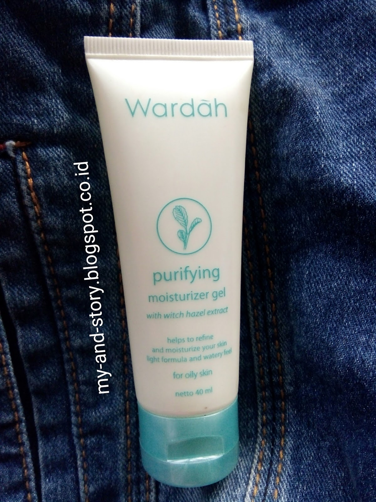 Wajah Pelembab Wardah by Review Wardah Purifying Moisturizer Gel My And Story