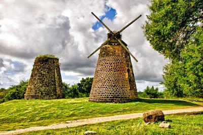 Moulin à Antigua et Barbuda