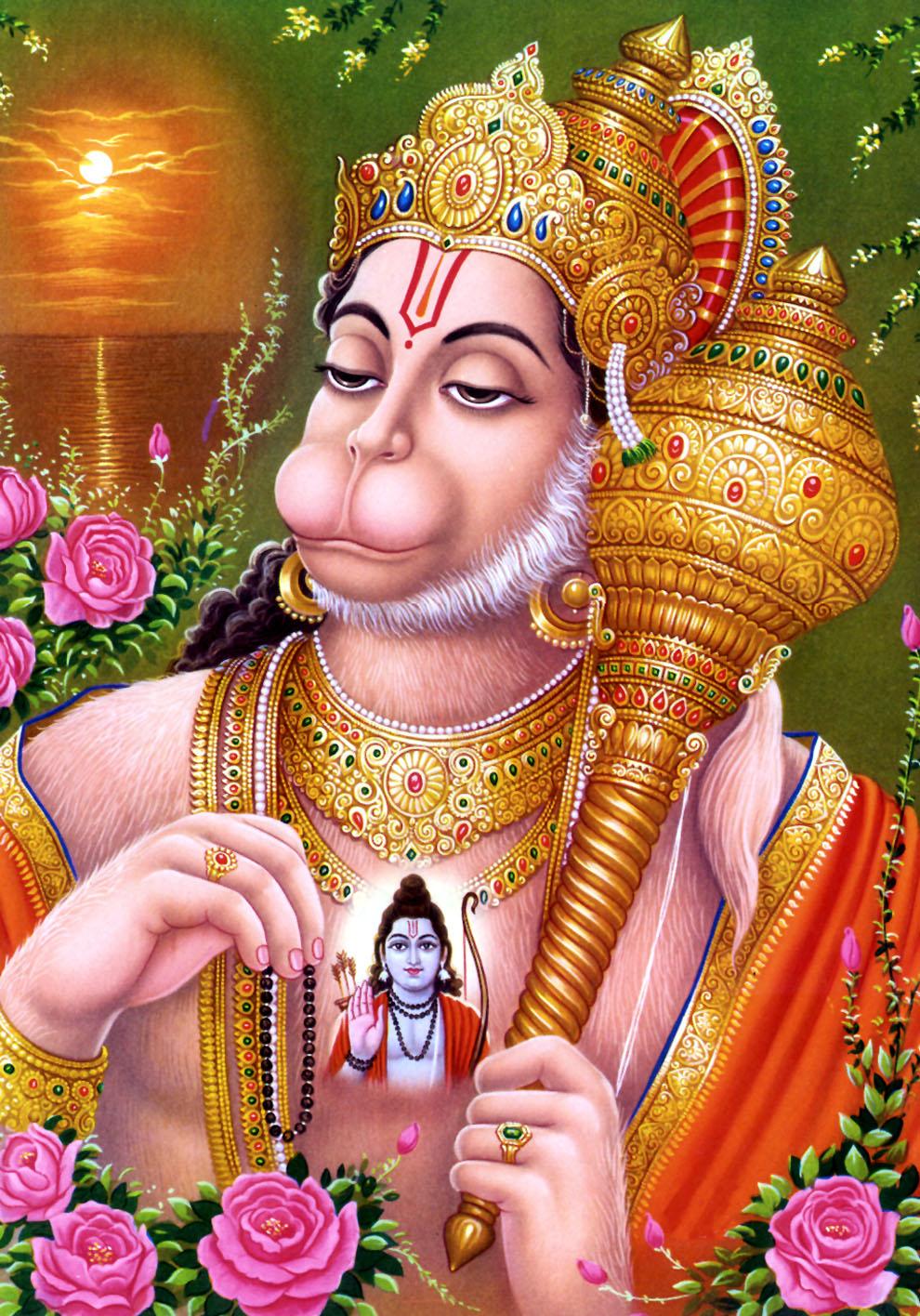 God Wallpapers of Hanuman