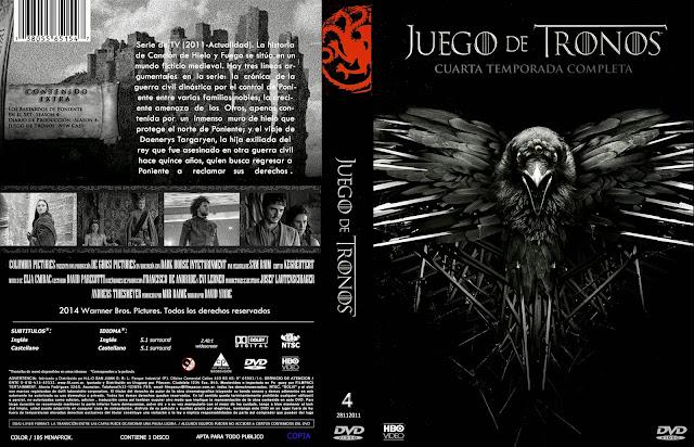 Awesome Capitulos Cuarta Temporada Juego De Tronos Photos - Casas ...