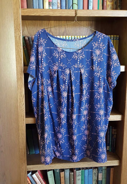 Mayflower Tunic by Heidi Staples for Fabric Mutt