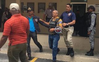 Tres meses de prisión preventiva coronel retirado mató uno e hirió otro en Cabral