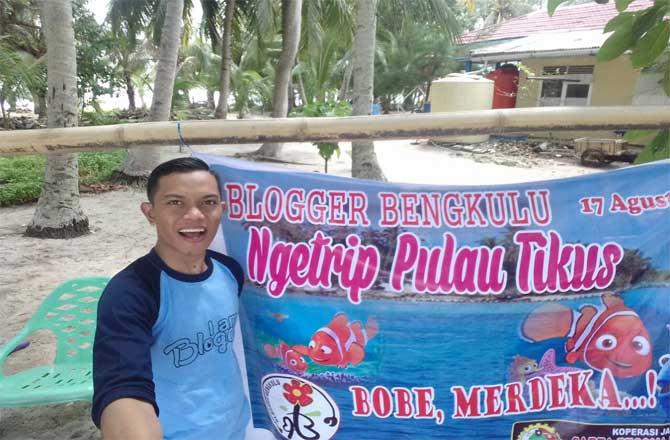 Trip ke Pulau Tikus Bersama Koperasi Jasa Sapta Pesona Wisata