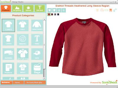 Software Desain Baju, Kaos dan Jaket