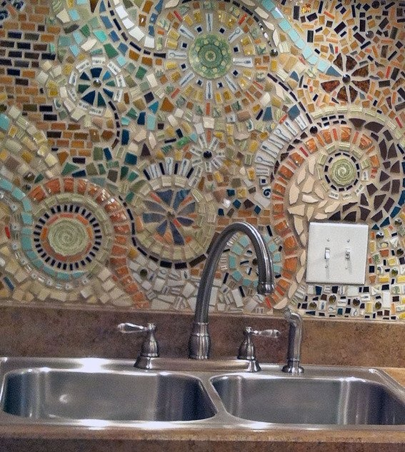 Do It Yourself Ideas And Projects: 50 DIY Projects With Mosaic