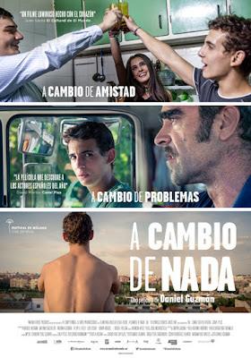 """""""A cambio de nada"""" (Daniel Guzmán, 2015)"""