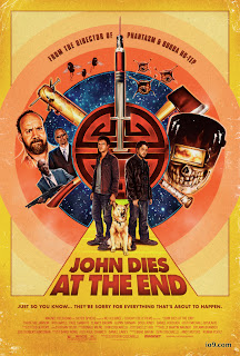 John Dies At The End (2012) movie poster