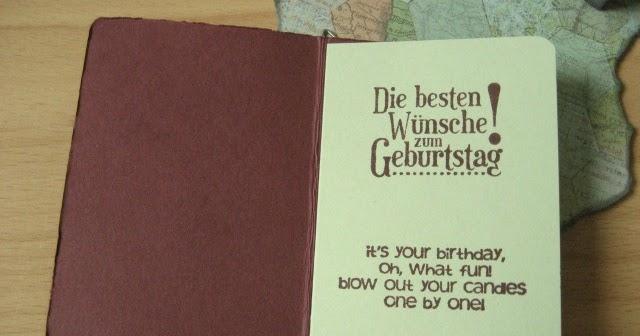 Spruch Geburtstag Geschenk Reise