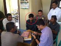 Injak Al Quran, Capry Nanda Kini Tersangka Dengan Ancaman 6 Tahun Penjara