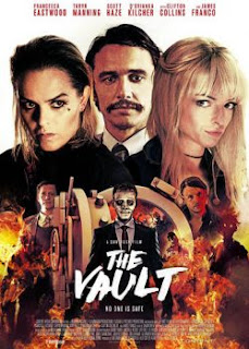 Download Film The Vault (2017) 720p WEB-Dl Subtitle Indonesia