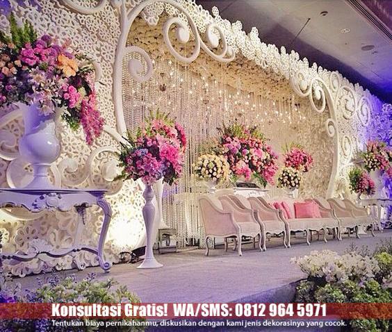 Dekorasi pernikahan kerja bisnis wirausaha music berita for Dekorasi party di hotel