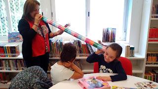 Biblioteca infantil 5 años