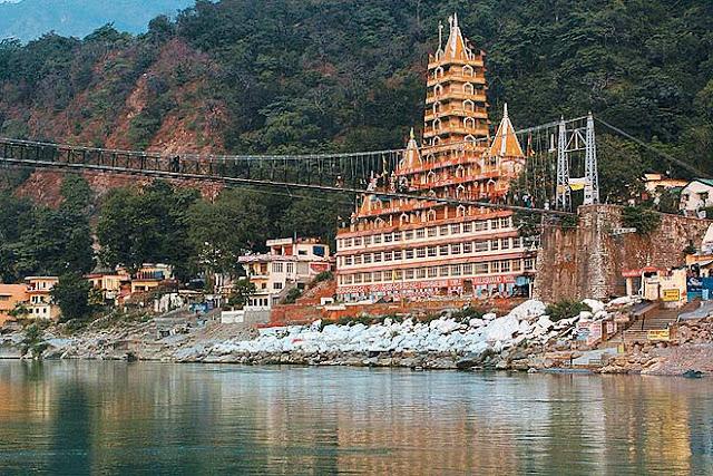 Rishikesh in Uttarakhand