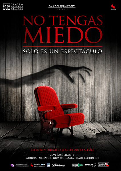 'No tengas miedo' en el Teatro Infanta Isabel