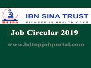 Ibn Sina Trust Job Circular 2019