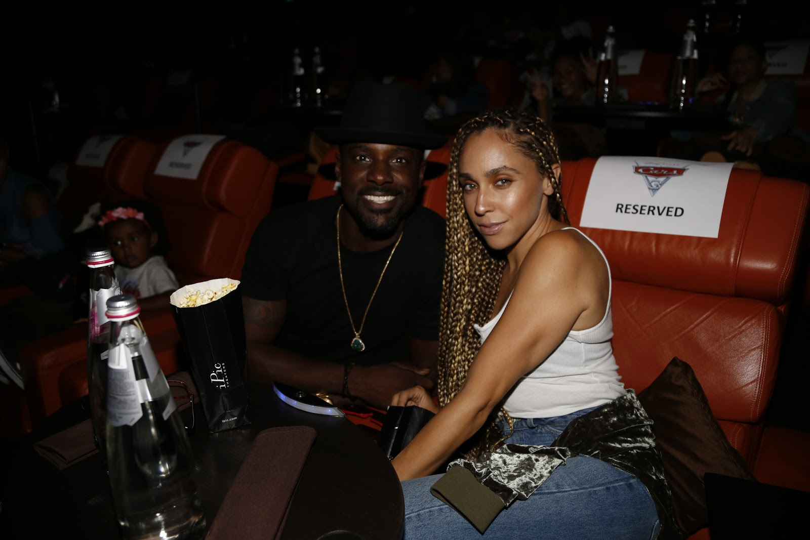 Lance Gross host CARS 3 special VIP Screening: Movie Review  via  www.productreviewmom.com