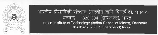 ISM Recruitment for vacancy of Library Trainee - 08 posts : Last Date 14 June 2019