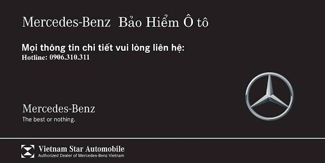 Thông tin liên hệ Bảo hiểm Mercedes Việt Nam