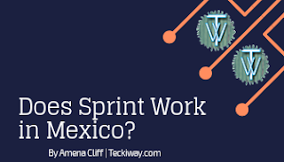 Does Sprint Work in Mexico