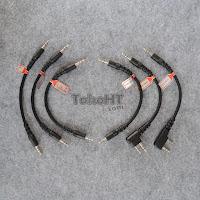 Kabel Data 6 in 1 Untuk HT Icom Motorola Yaesu Kenwood Weierwei