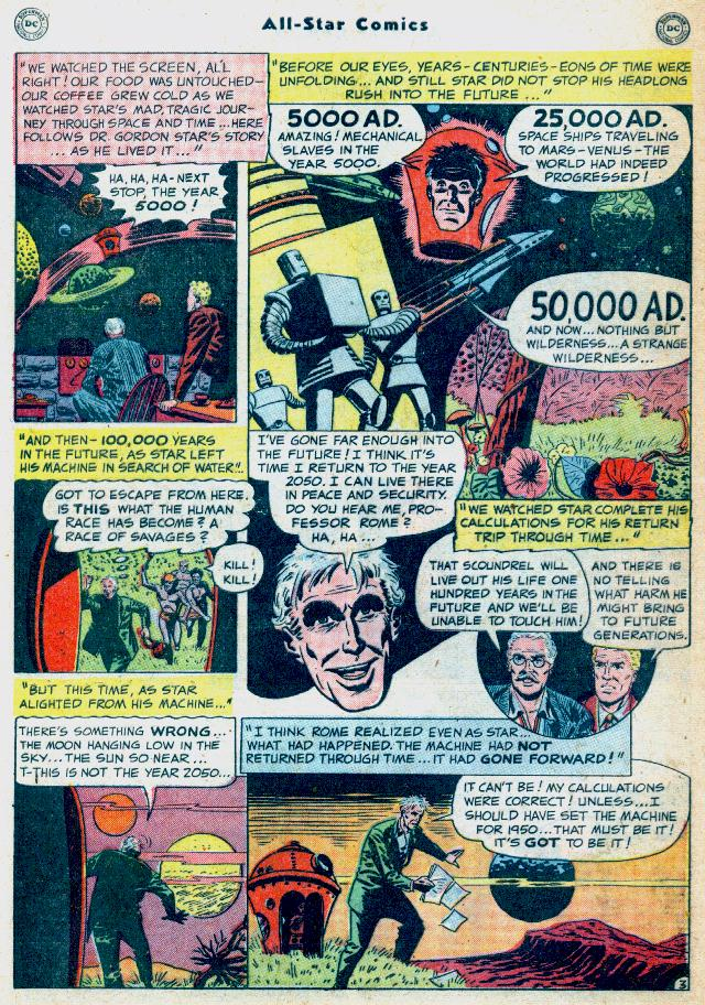 Read online All-Star Comics comic -  Issue #52 - 45