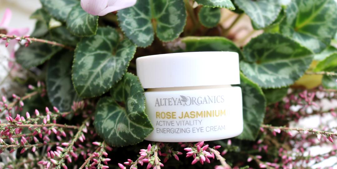 Alteya Organics Active Vitality Energising Eye Cream review