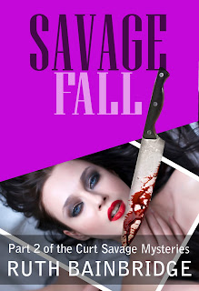 http://www.amazon.com/Savage-Fall-Curt-Mysteries-Book-ebook/dp/B00V5B3TX8/ref=sr_1_2?s=books&ie=UTF8&qid=1437571603&sr=1-2&keywords=ruth+bainbridge+savage+summer