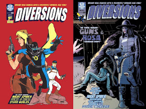 Diversions features BRAND NEW stories by Ol' Groove!