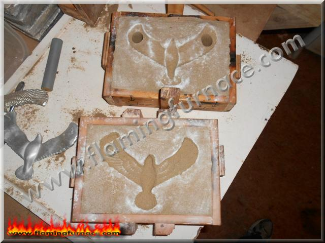 Green Casting Sand Vs Oil Bonded Sand Metal Casting Projects