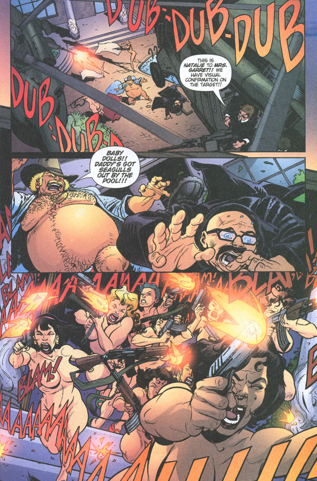 Read online Caper comic -  Issue #11 - 20
