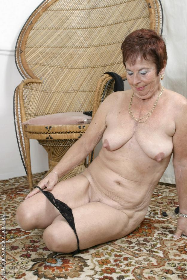 Hot milf bent over