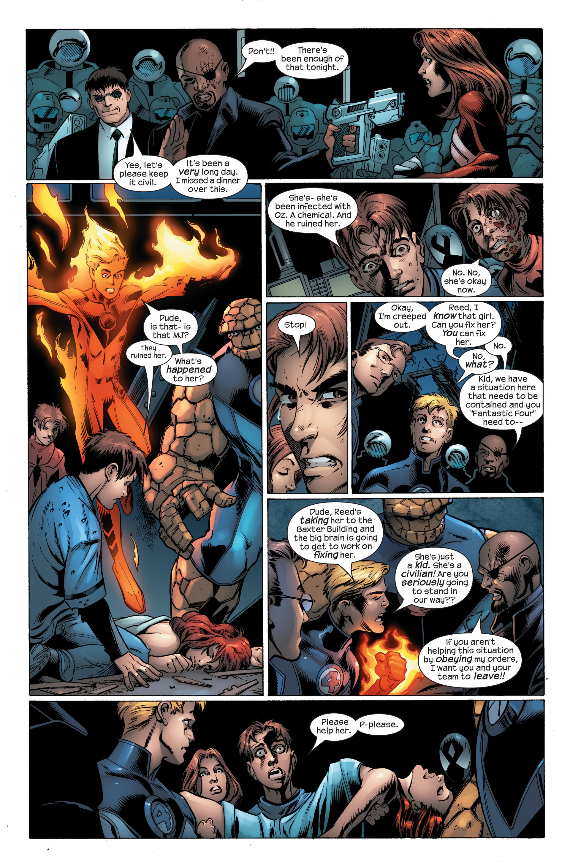 Read online Ultimate Spider-Man (2000) comic -  Issue #103 - 9