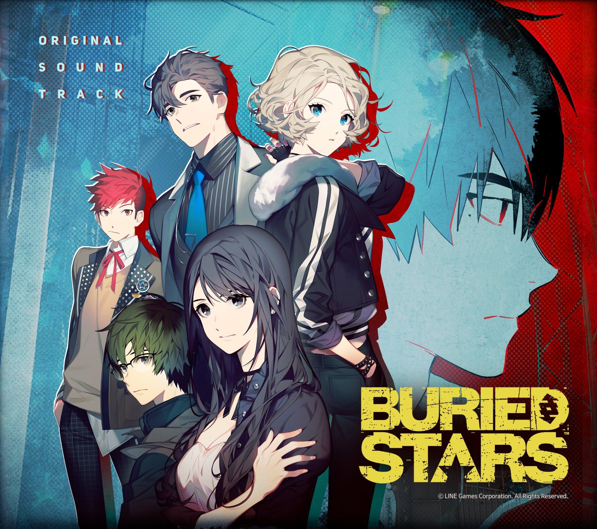 Buried Stars Original Soundtrack