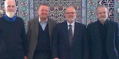 المجلس الإسلامي الأوربي