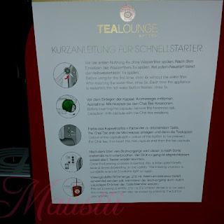 TeaLounge-Beschreibung
