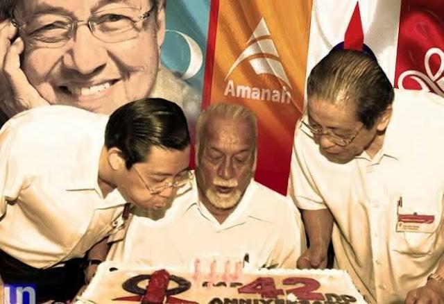 Jika Karpal Singh Masih Hidup, Adakah Beliau Akan Peluk Mahathir?