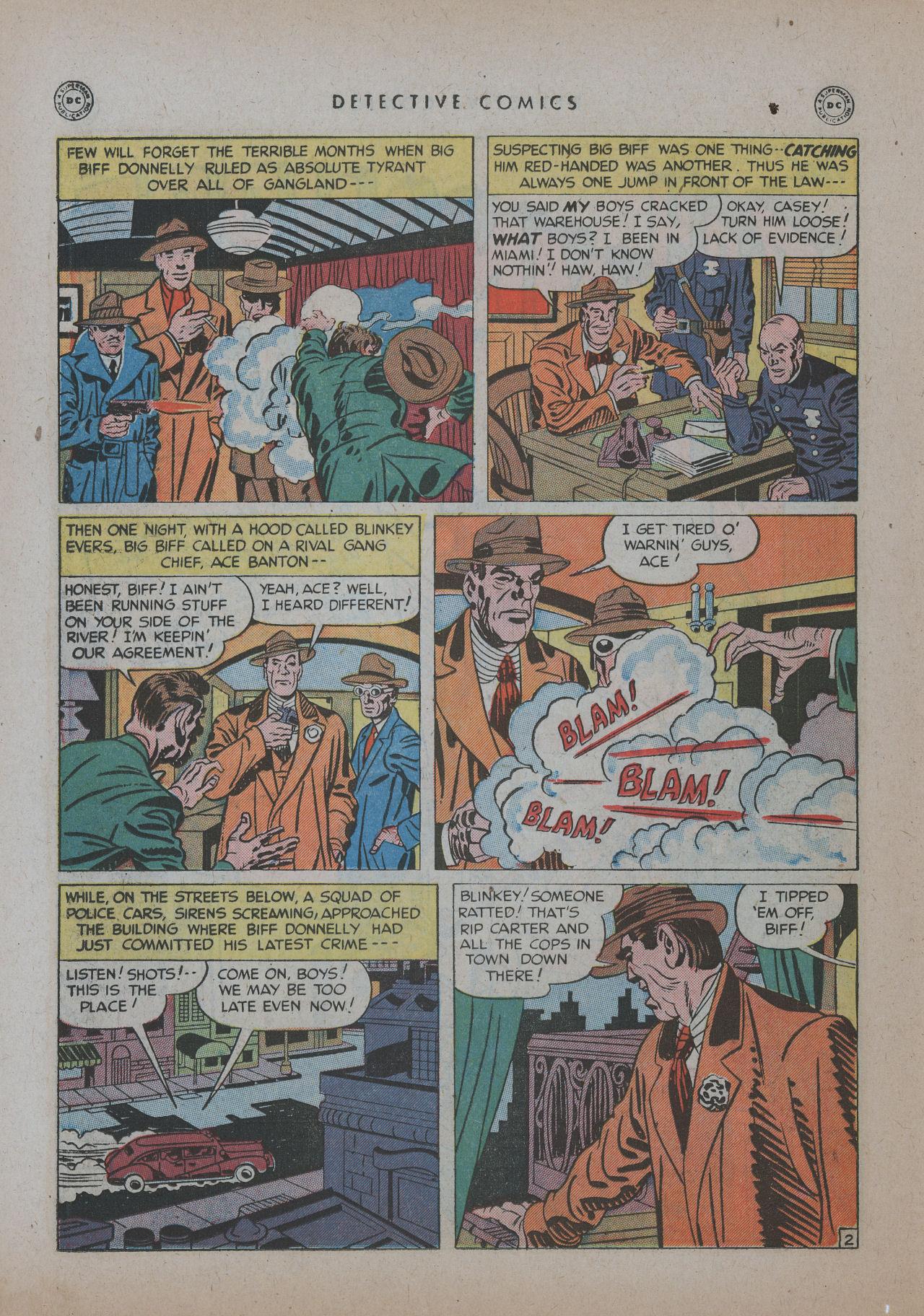 Read online Detective Comics (1937) comic -  Issue #137 - 38