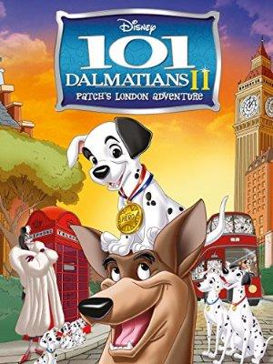 كرتون تيوب فيلم كرتون 101 كلب منقط الجزء الثاني Dalmatian 101