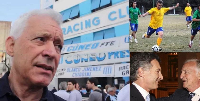 Racing le dice no a Macri y su proyecto de convertir clubes en sociedades anónimas