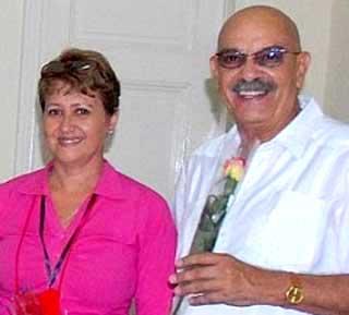 Moltó y Aixa Hevia, dos profesionales que harán crecer a la UPEC