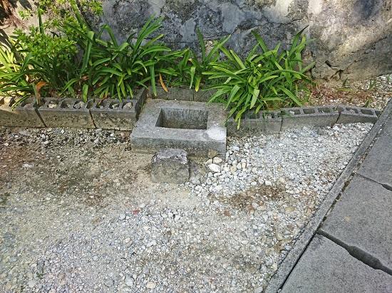 クムイ跡の写真
