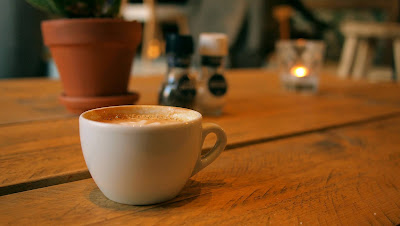 Free food stock photos and high quality images - Coffee Cup on Table.
