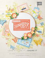 Stampin'Up! Spring/Summer catalogue 2019