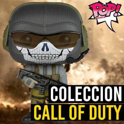 Lista de figuras funko pop de Funko POP Call of Duty